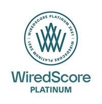 WiredScore Platinum Certification Building